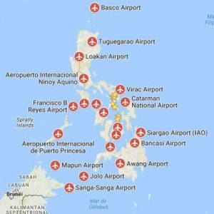Filipinas cuando ir itinerario