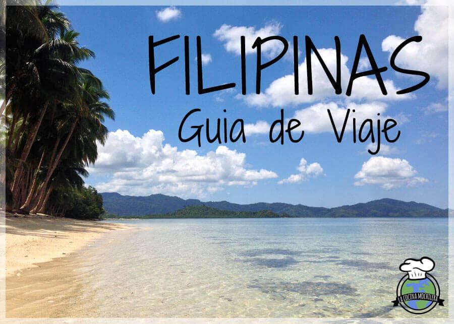 guia de viaje filipinas