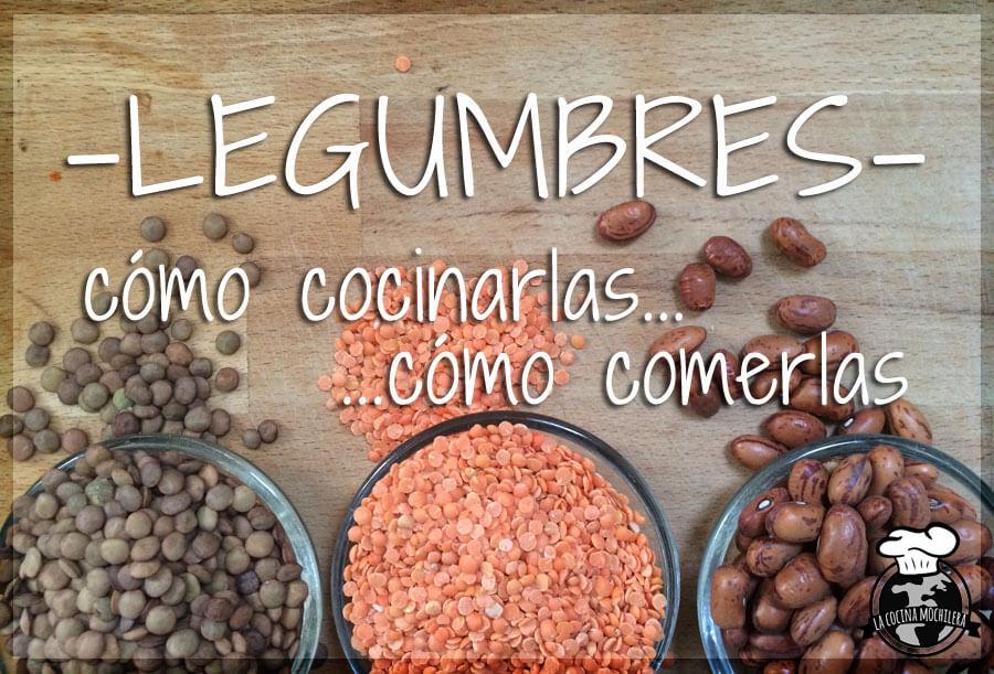 legumbres proteína vegetal