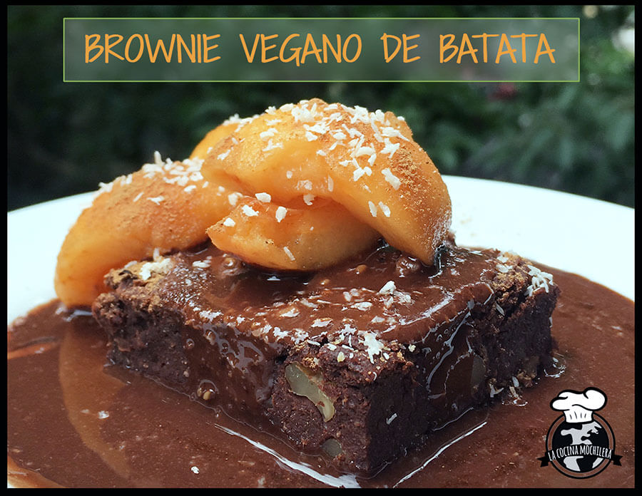 brownie presentado