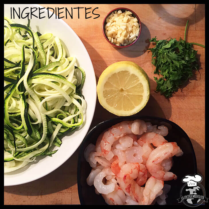 ingredientes calabaguetis