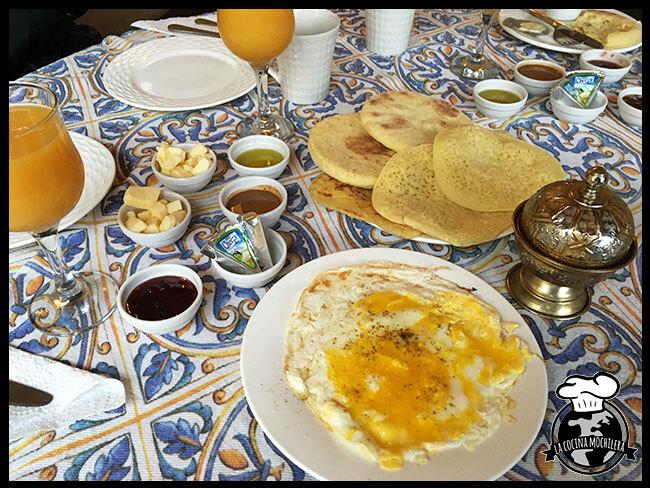desayunos increibles
