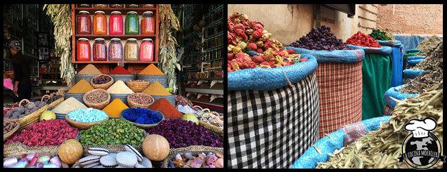 aromas y colores Marrakech