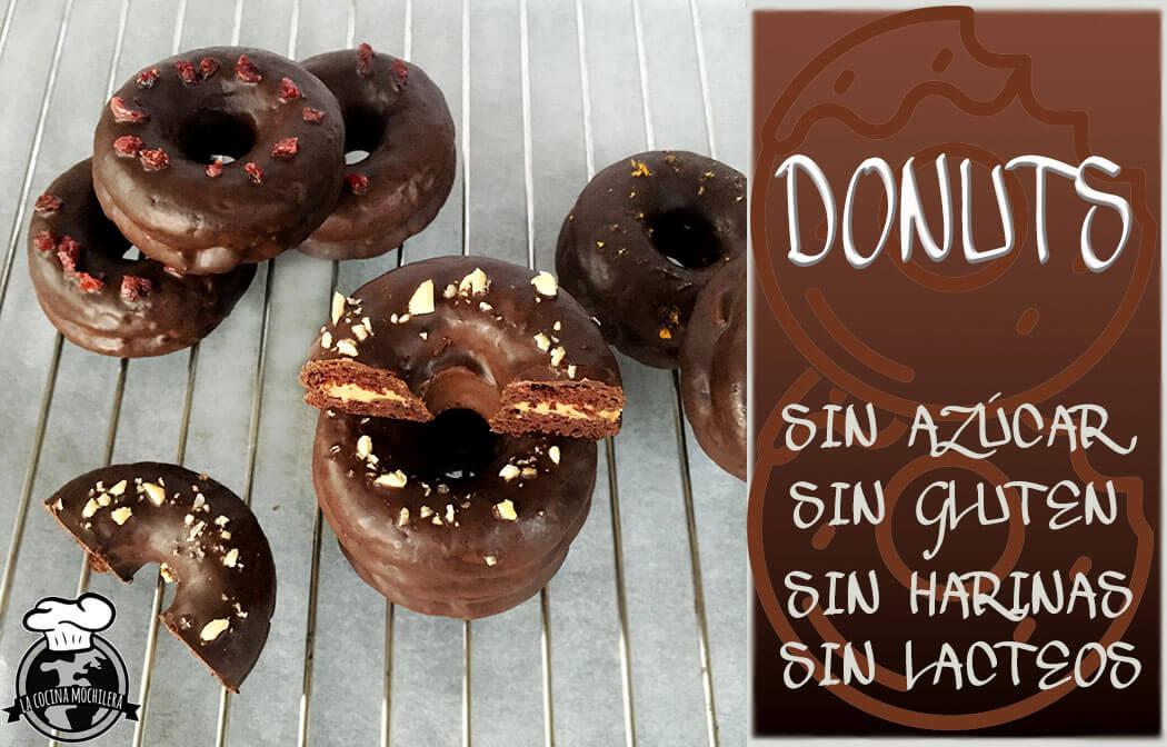 donuts sin azucar